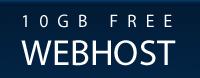 10gb free webhost 10GBfreewebhost   10GB 網頁空間,支援 PHP, MySQL,無廣告。