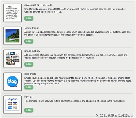 Bravesites 最簡單的免費建站工具,五分鐘快速打造個人網頁