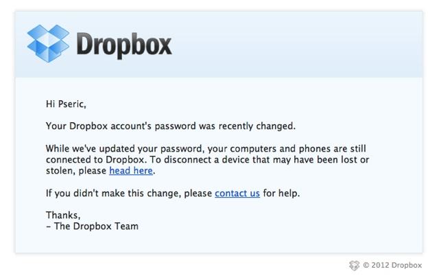 Dropbox 用戶個資外洩,要如何增加帳號安全性?