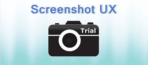 [Android] ScreenShot UX 快速擷取你的手機畫面,還可以剪裁跟加上文字喔!