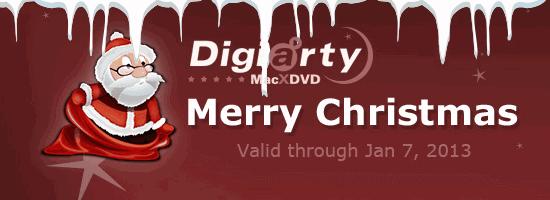 MacXDVD 聖誕節活動!免費送 MacX Video Converter Pro 影音轉檔軟體(原價 $49.95 美元)