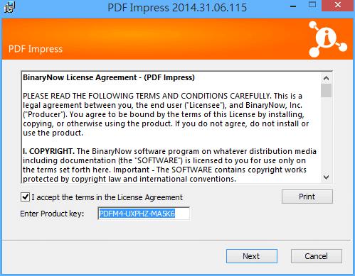 PDF Impress 2014