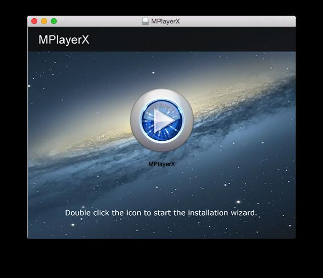 MPlayerX 免費下載 Mac 影音播放軟體,支援多種常見影片格式(AVI、MP4、RMVB、WMV...)