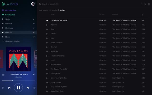 Aurous 免費 P2P 音樂串流播放軟體,可搜尋收聽全世界歌曲(Windows、Mac、Linux)