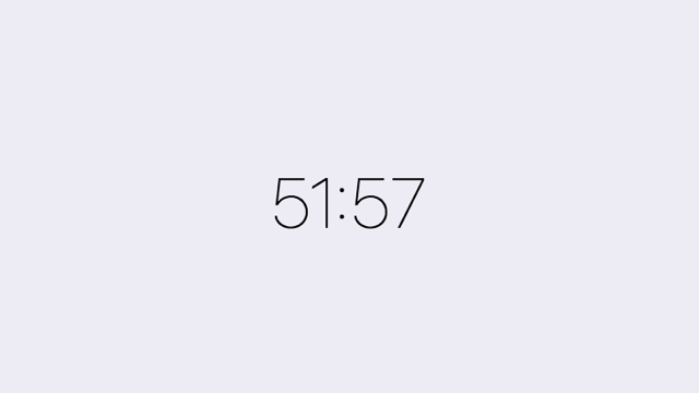 Fōkasu 實踐 52/17 工作法,提醒你適當工作或休息時間