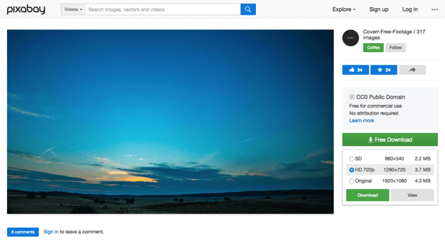 Pixabay Videos