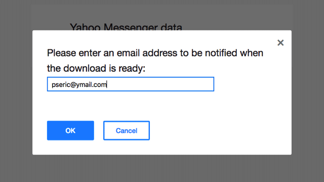 Yahoo Messenger 即時通 7/17 終止服務