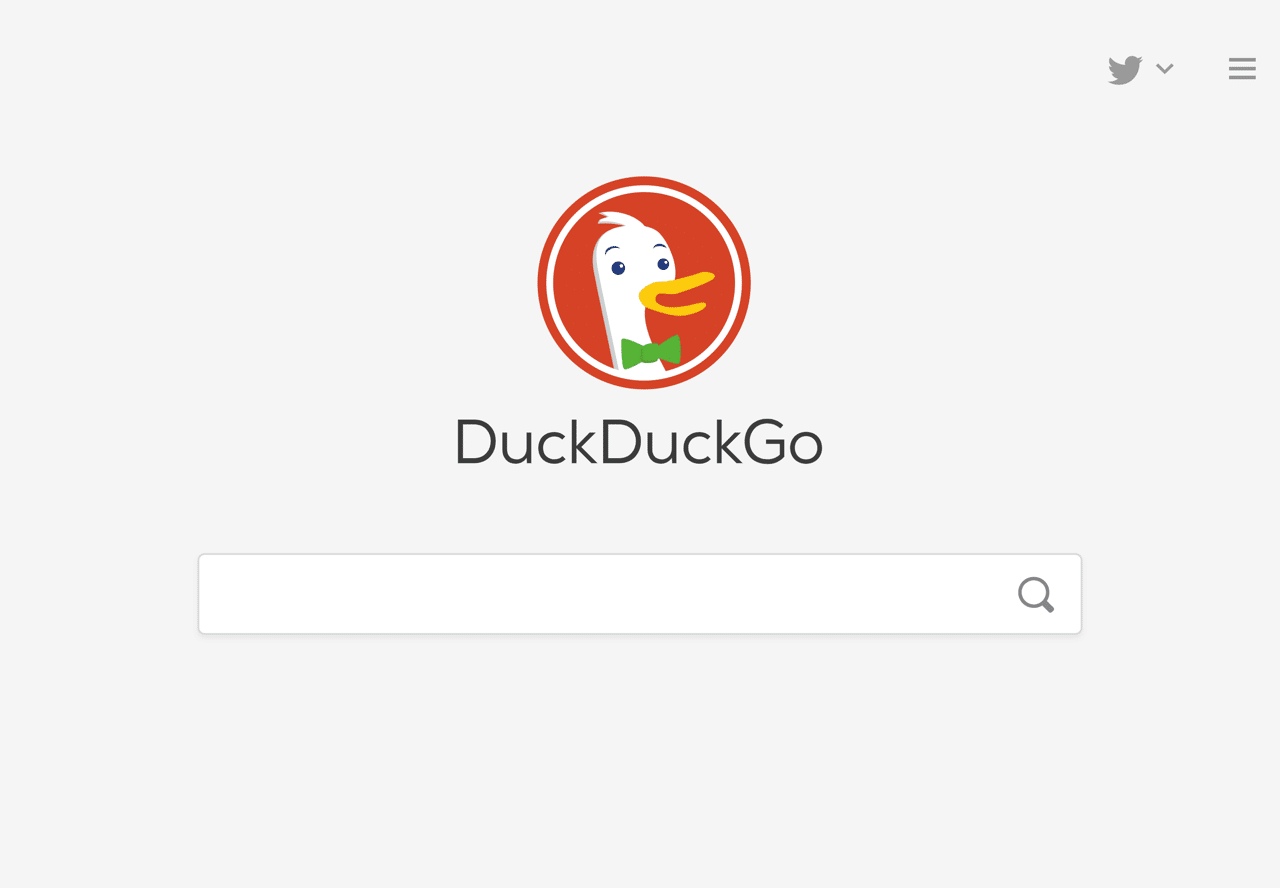 DuckDuckGo Lite 精簡版搜尋引擎,首頁僅 3 KB 滿足基本網頁搜尋需求